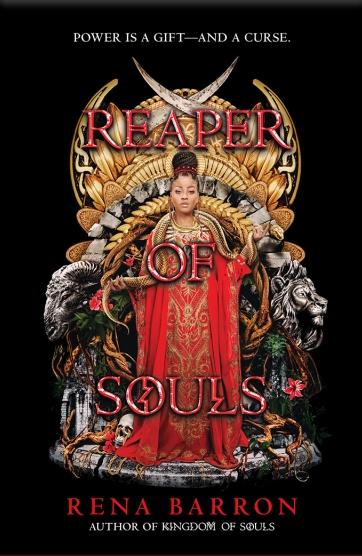Reaper of Souls Cover