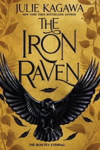 The Iron Raven book cover