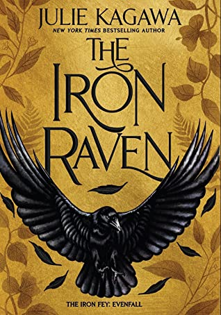 The Iron Raven Cover