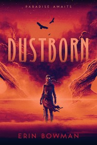 Dustborn Book Cover