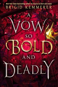 A Vow so Bold and Deadly book cover