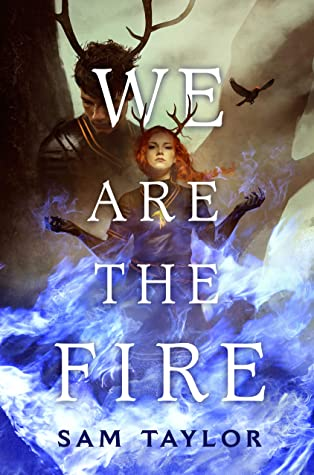 We Are the Fire Cover