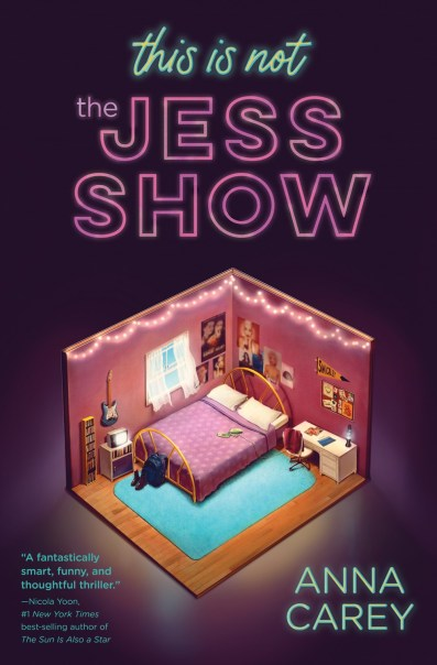 This Is Not the Jess Show (This Is Not the Jess Show, #1)