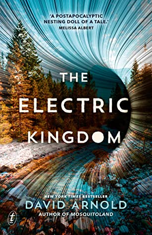 The Electric Kingdom Cover