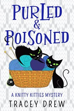 Purled & Poisoned cover