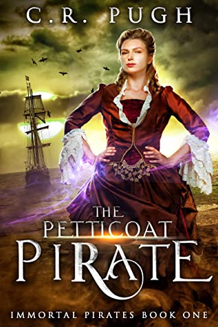 The Petticoat Pirate (Immortal Pirates Book 1)