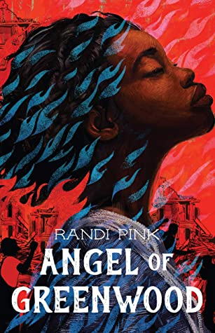 Angel of Greenwood Cover