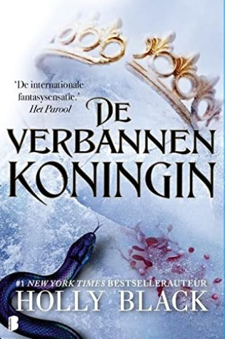 De verbannen koningin (Elfhame #3) – Holly Black