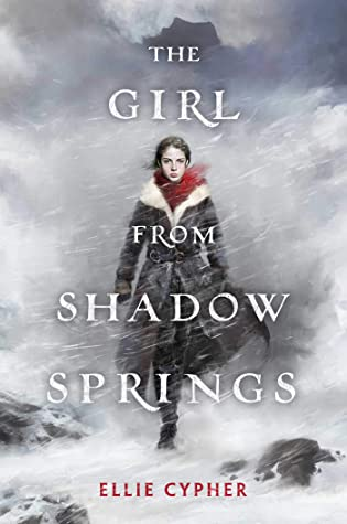 The Girl from Shadow Springs Cover