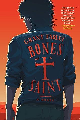 Bones of a Saint Cover