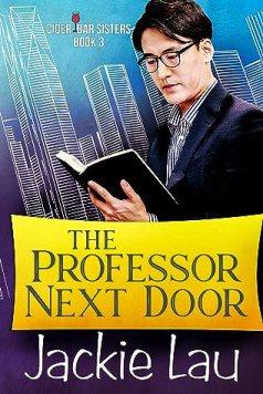 The Professor Next Door cover