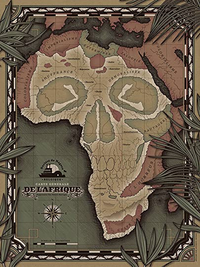 Image result for congo darkness