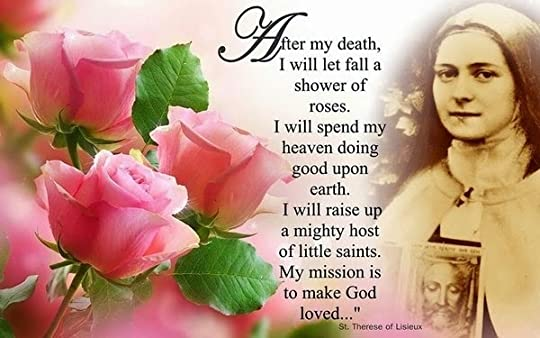 St Therese Lisieux Quotes Love