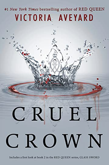 Image result for cruel crown book