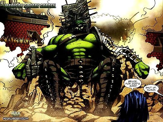 Resultado de imagen para world war hulk