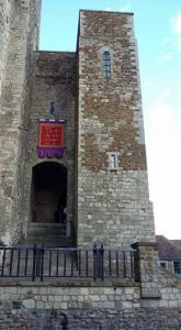 Dover Castle, the keep