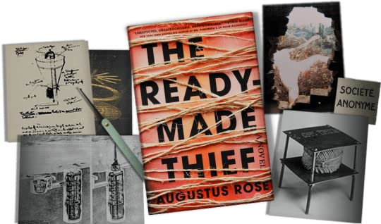 Image result for the readymade thief