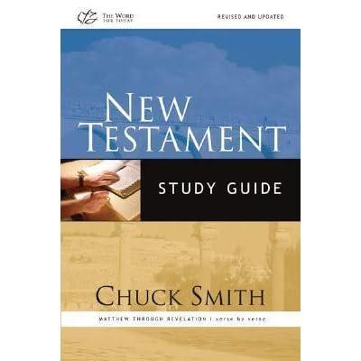 New Testament Study Guide: Matthew Through Revelation ...