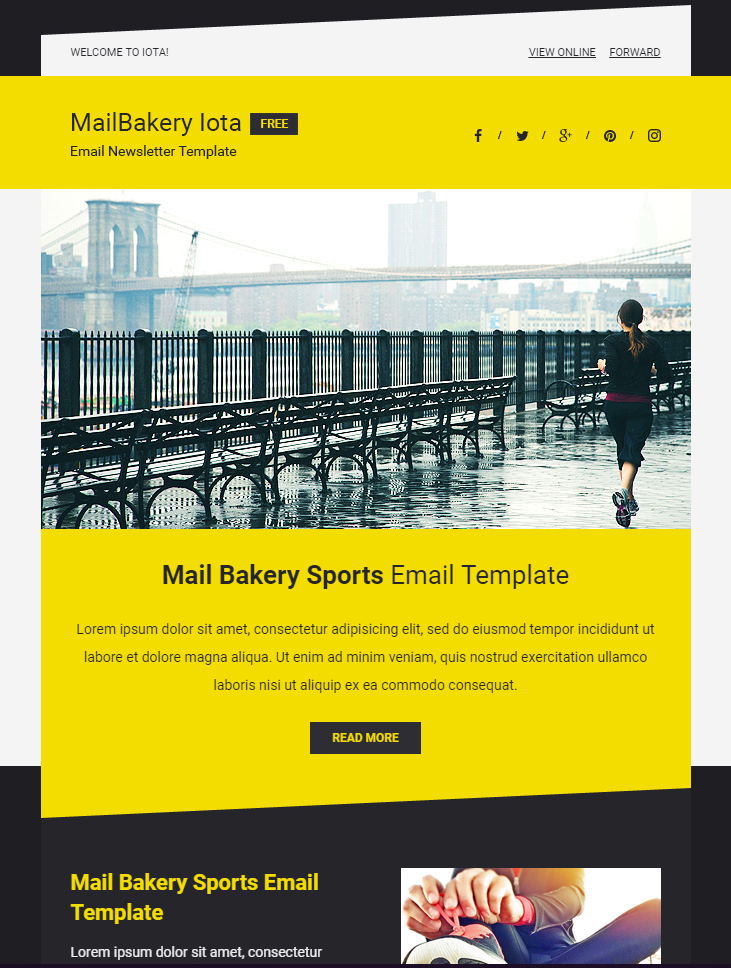 But far too often, sales professionals focus solely on. 99 Free Responsive Html Email Templates To Grab In 2020