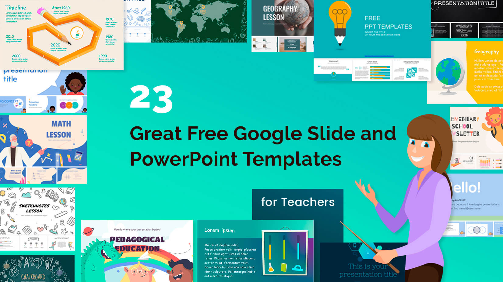 A change order contract template is similar to that of a construction order template that is found online. 20 Great Free Google Slides And Powerpoint Templates For Teachers