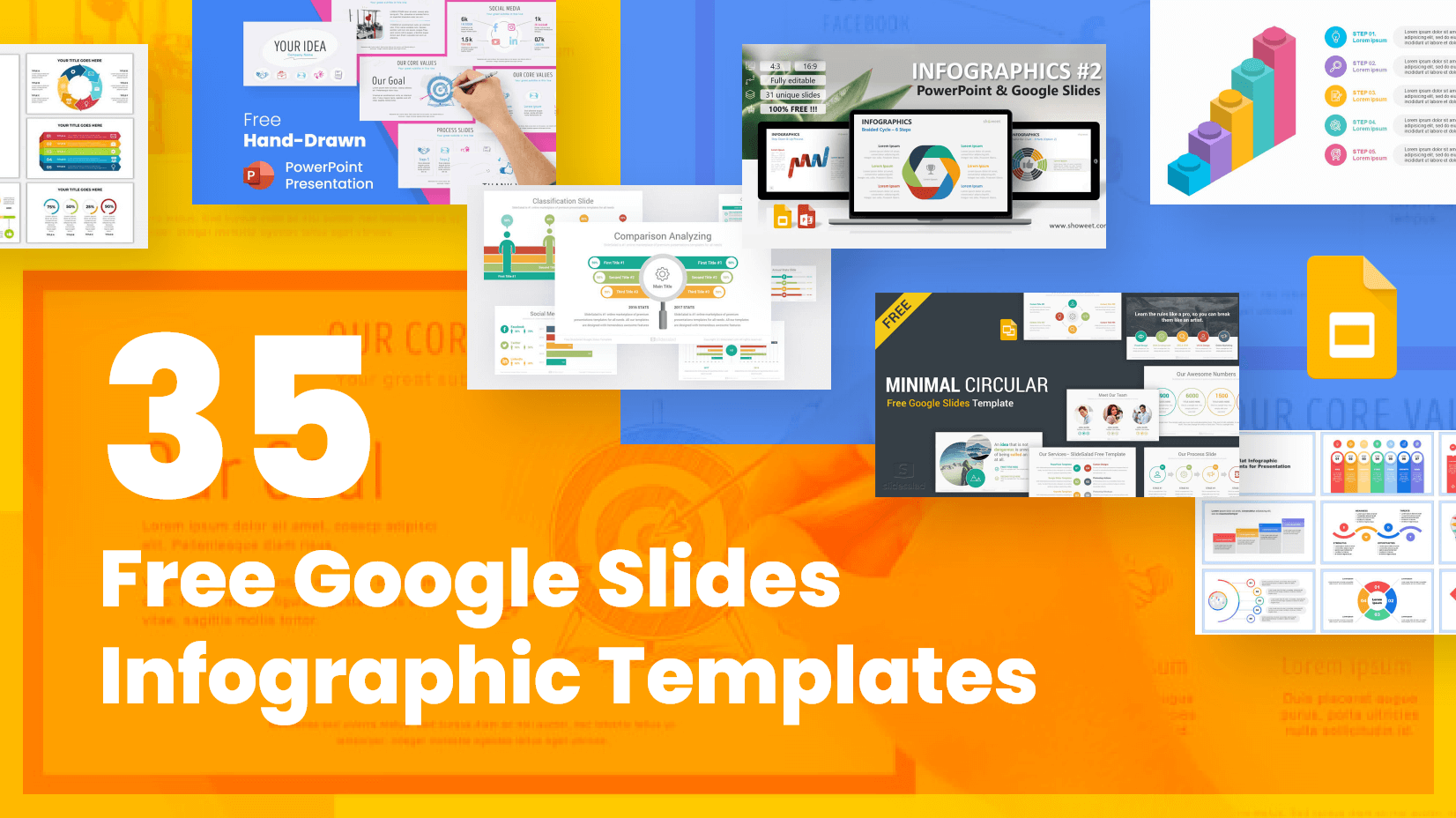 If you usually manage your data in excel, you can also import an existing.xls schedule into the web tool and turn it into a timeline. 35 Free Google Slides Infographic Templates To Grab Now Graphicmama Blog