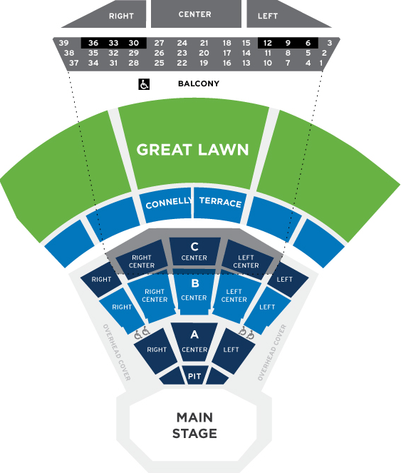Mann Center Seating Chart With Rows Brokeasshome Com
