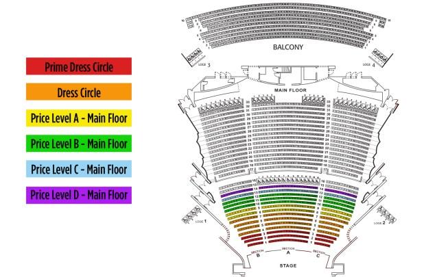 Phoenix Symphony Seating Chart Brokeasshome Com