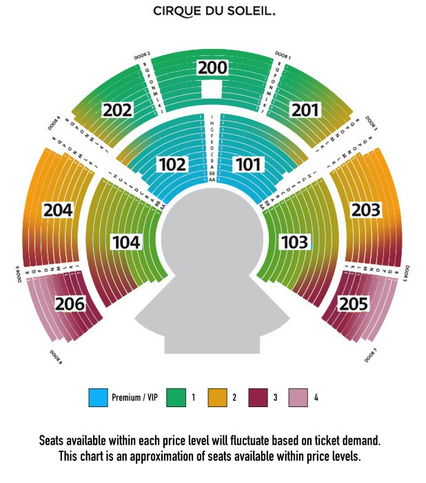 Image Result For Dr Pepper Arena Seating Map