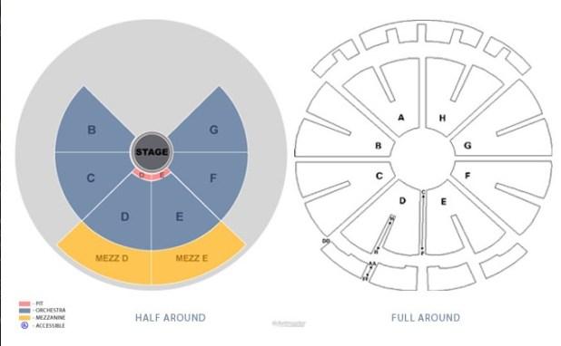 Nycb Theatre Seating Chart Brokeasshome Com