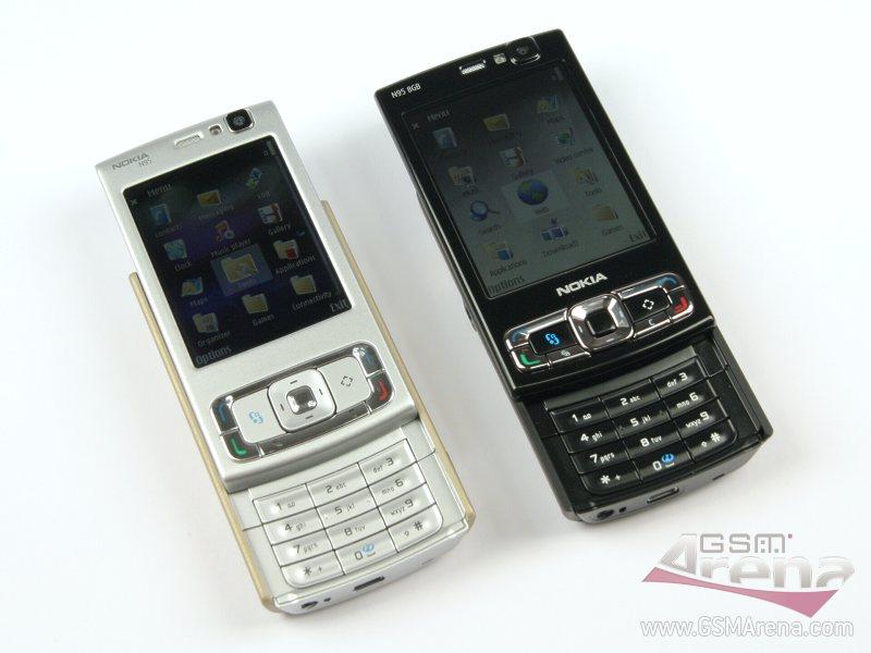 N95 y N95 8 GB