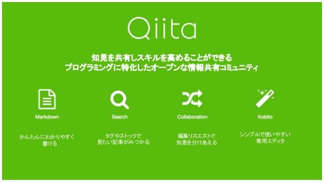 今から始めるReact入門Qiita
