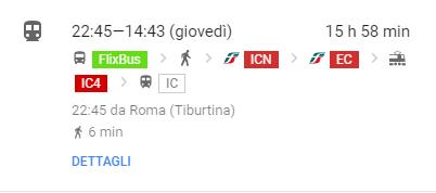 Come raggiungere Stoccarda in Treno