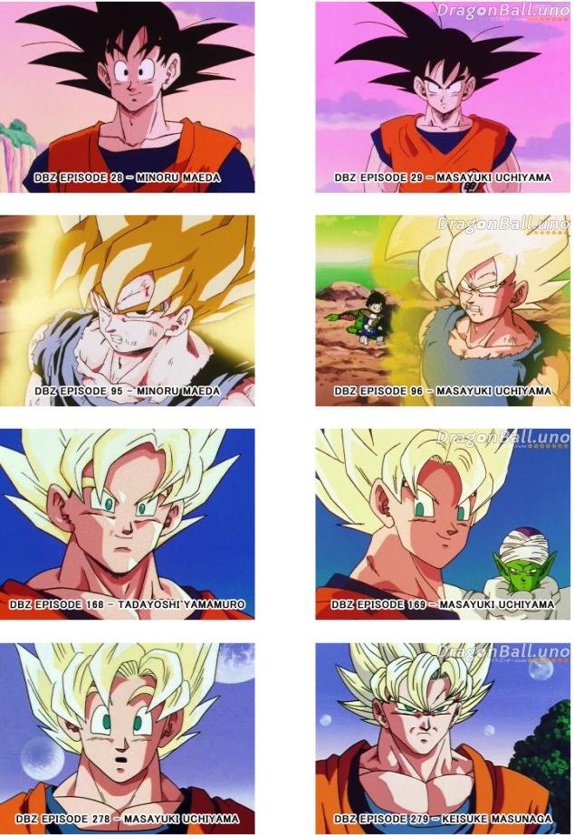Liste de tous les épisodes DRAGON BALL/DRAGON BALL Z/GT/KAI/SUPER/HEROES