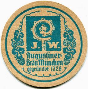 Augustiner birreria Monaco di Baviera