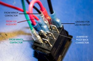 UTV INC Back Lit LED Switches  Page 9  Polaris RZR Forum