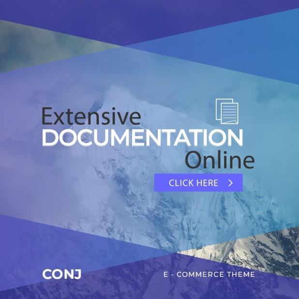 Conj theme online-documentation