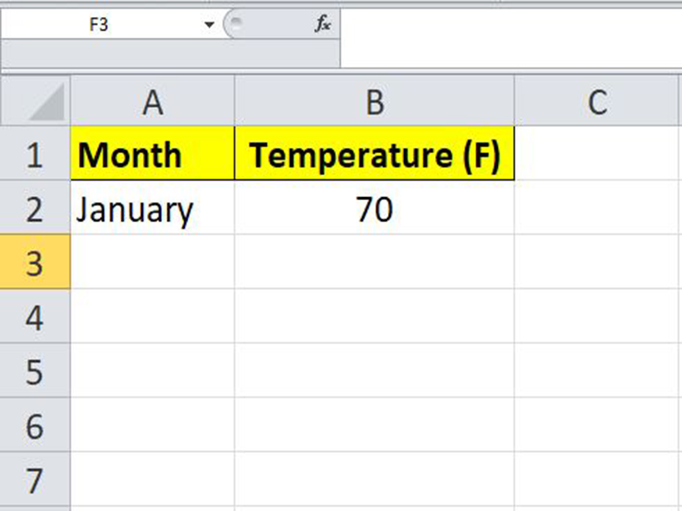 How To Make An Excel Bar Graph 2