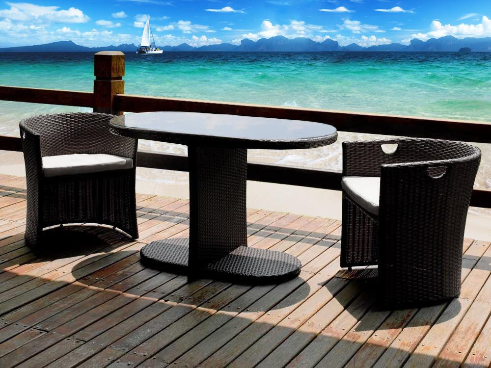 table basse avec plateau en verre 125