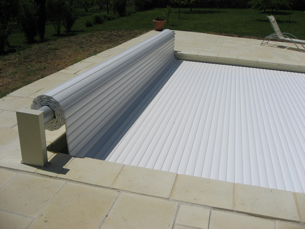 Volet Roulant Hors Sol Sylver Roll 10 X 5 M 58310 58315