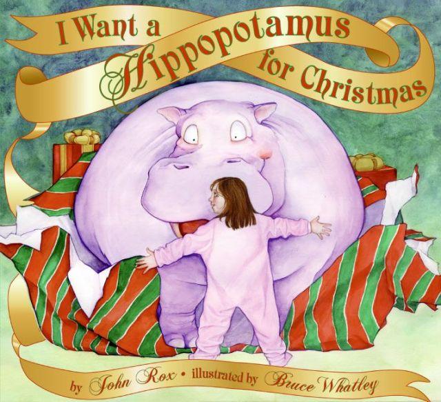 gayla peevey i want a hippopotamus for christmas