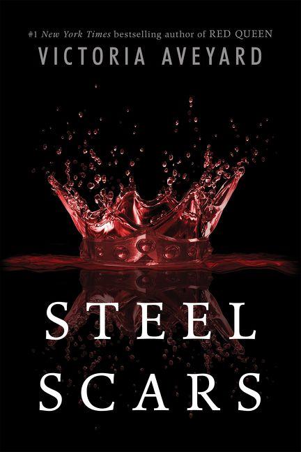 Steel Scars - Victoria Aveyard - E-book