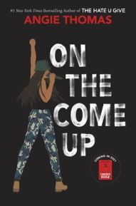 Image result for on the come up cover