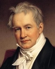 Naturalist Alexander von Humboldt