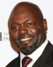 American Football Player Emmitt Smith