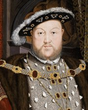 King of England Henry VIII