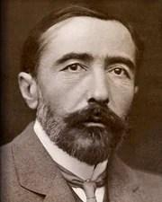 Novelist Joseph Conrad