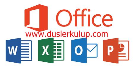 1EX12G Office Son Kullanılan Belge Geçmişini Temizleme