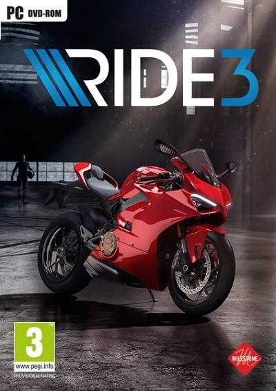 7aY8mP RIDE 3 Pc Motor Yarış Oyununu Crackli Full Tek Link İndir