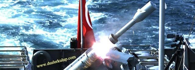 milli yapım denizaltı savunma harbi roketi