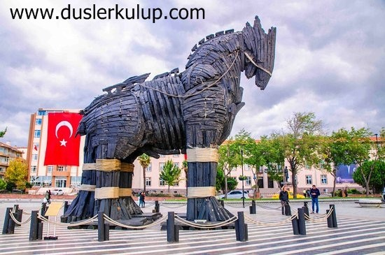 8dbp9d Truva Atı (Troya) Kaç Kişiliktir Hakkında Detaylı Bilgi
